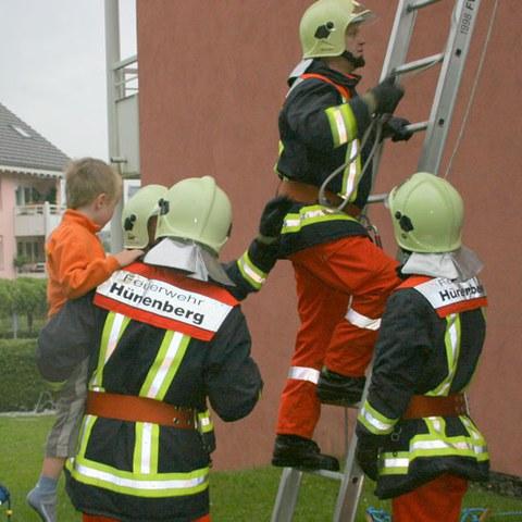 Wohnungsbrand Zythusmatt, Bild 3