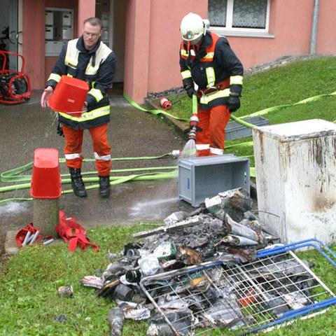 Wohnungsbrand Zythusmatt, Bild 5