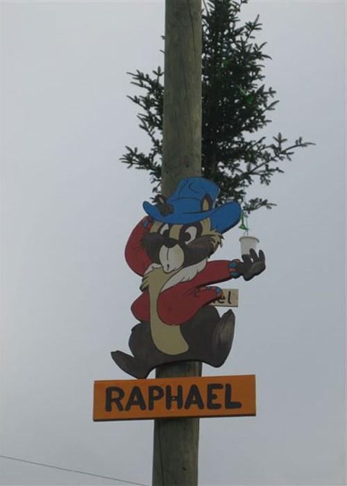 Geburt von Raphael