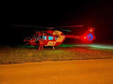 #20 Unterstützung Traghilfe Rettungsdienst