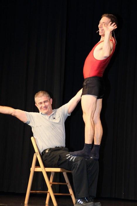 Stefan Hürlimann in Action