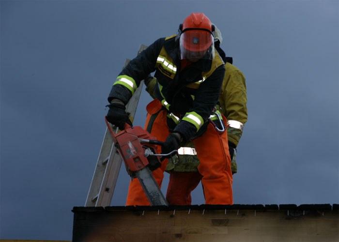 Brandbekämpfung 4