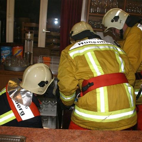 Brandbekämpfung  1