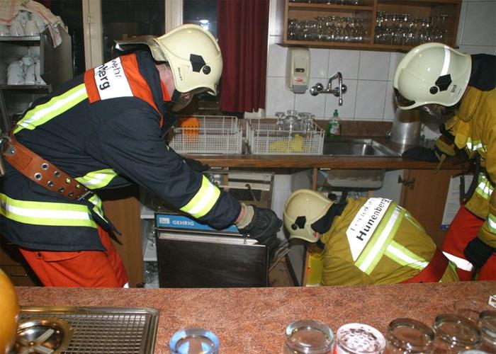 Brandbekämpfung  2