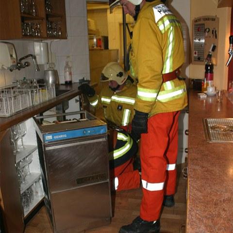 Brandbekämpfung  3