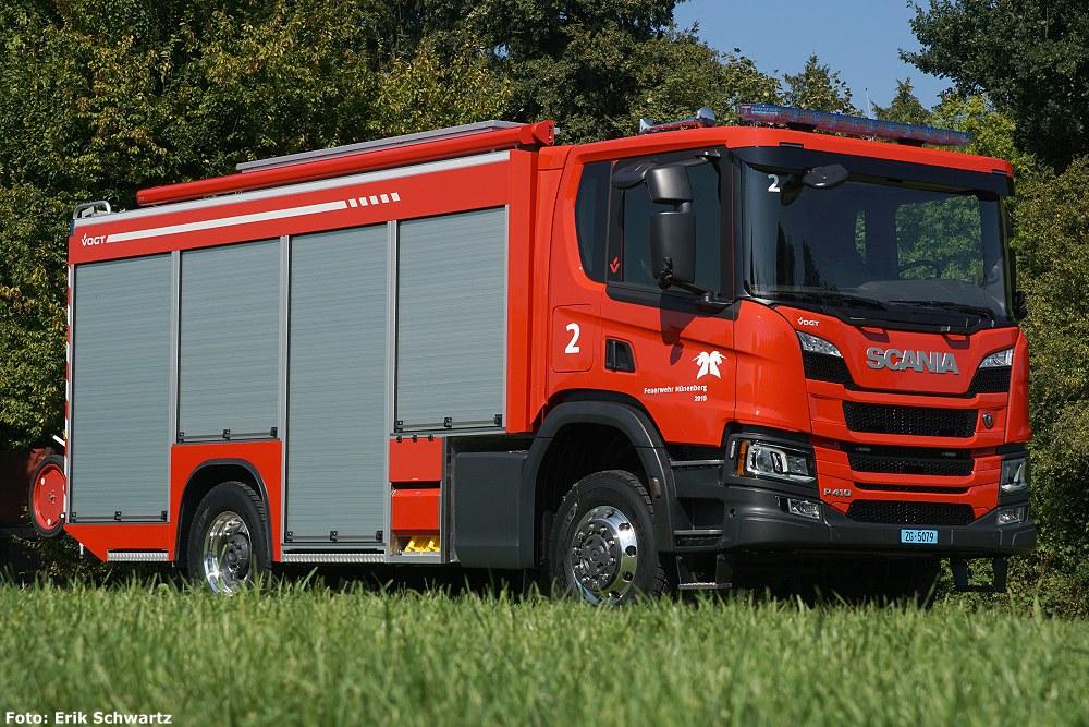 Feuerwehr Hünenberg