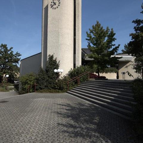 Kirchen in Hünenberg - Katholische Kirche