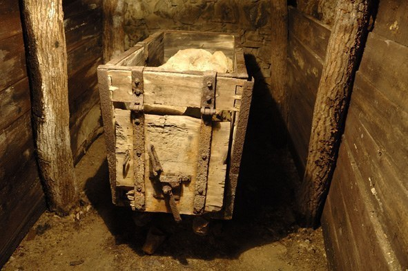 älteste Bergbaustadt