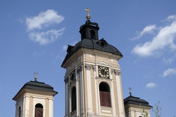 Kirche von Banska Stiavnica