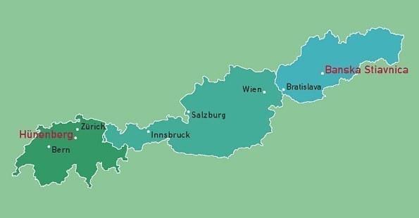Karte Geographische Lage