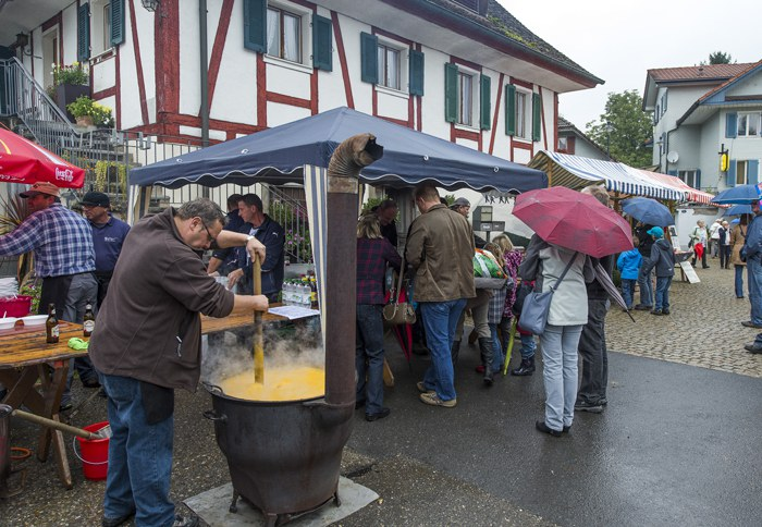 Brogge Märt beim Zollhaus 3, Photo: andreasbusslinger.ch