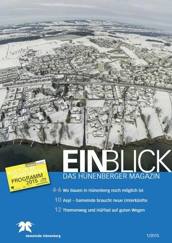 Gemeindemagazin Titelbild