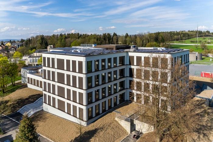 Neues Schulhaus Ehret B