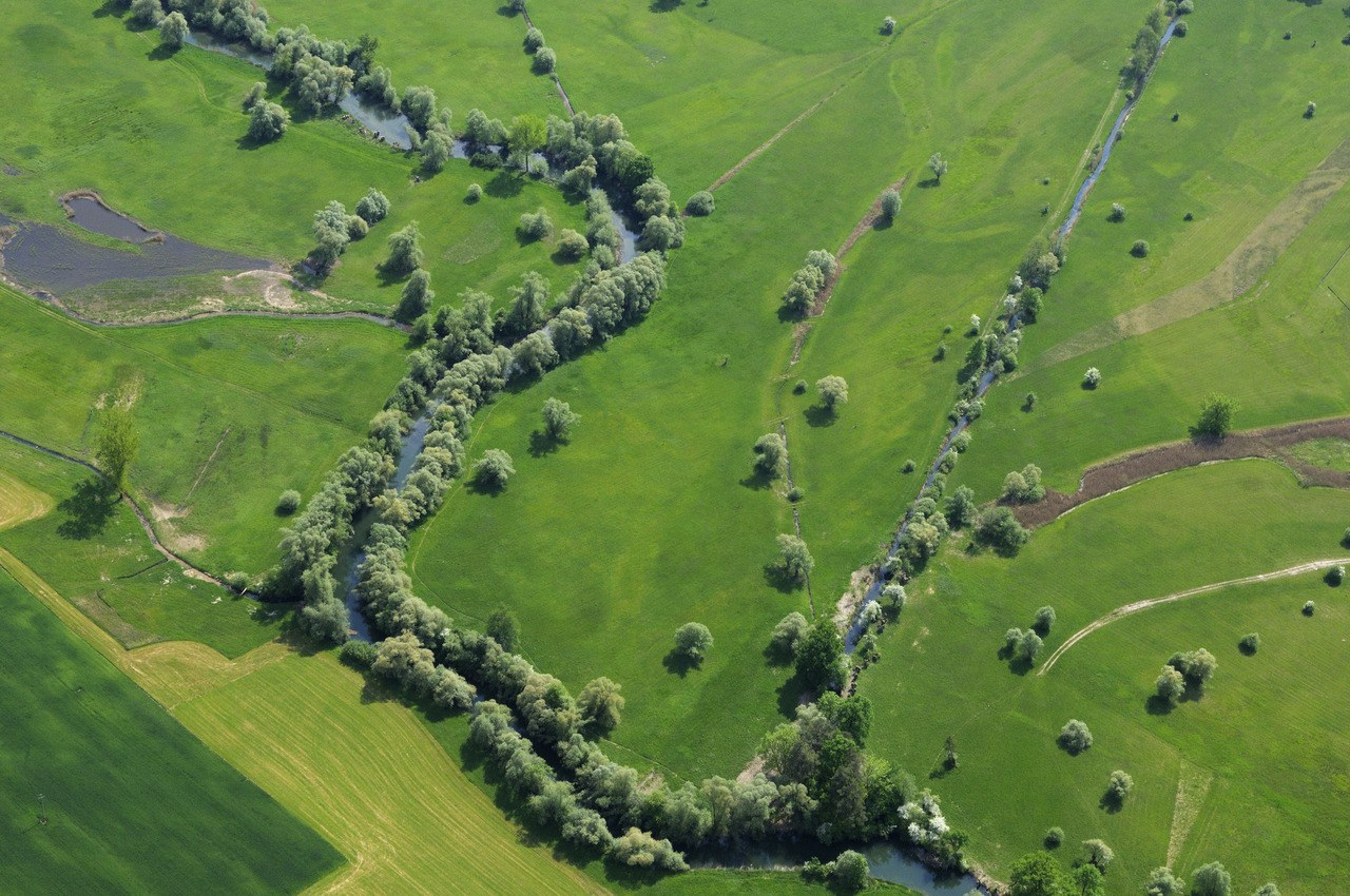 Luftaufnahme Andreas Busslinger