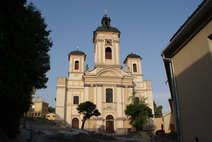 Römisch-katholische Pfarrkirche