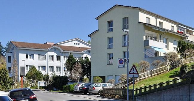 Zentrum für Pflege und Betreuung Luegeten