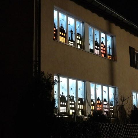 Schulhaus Finstersee