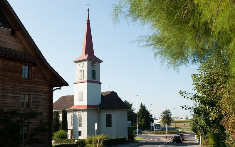 Kirche St. Wendelin Holzhäusern