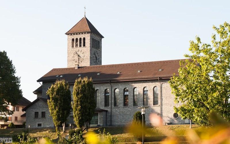 Katholische Kirche Rotkreuz