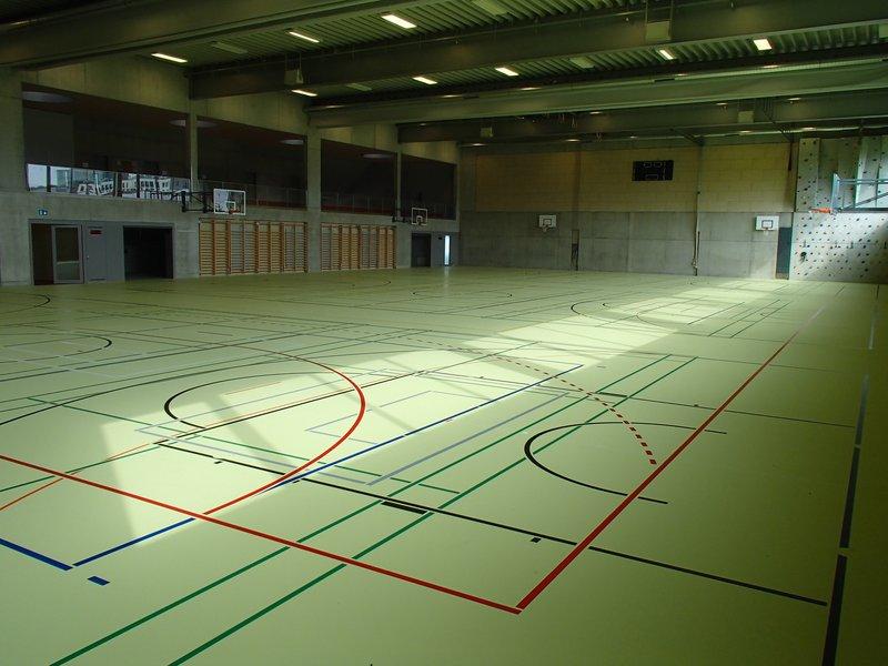 3-fach Turnhalle Rotkreuz