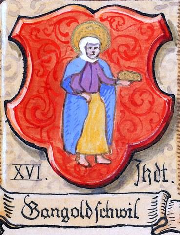 Wappen Gangolfswil