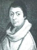 Bild von Peter von Hertenstein; er leitete diplomatisch die Gründung der Schweizergarte am Vatikan ein