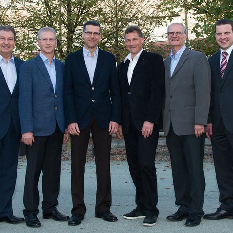 Gemeinderat Risch Legislatur 2015 bis 2018