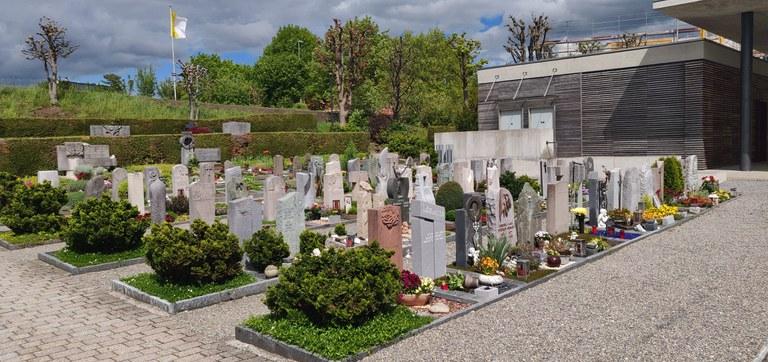 Friedhof Rotkreuz