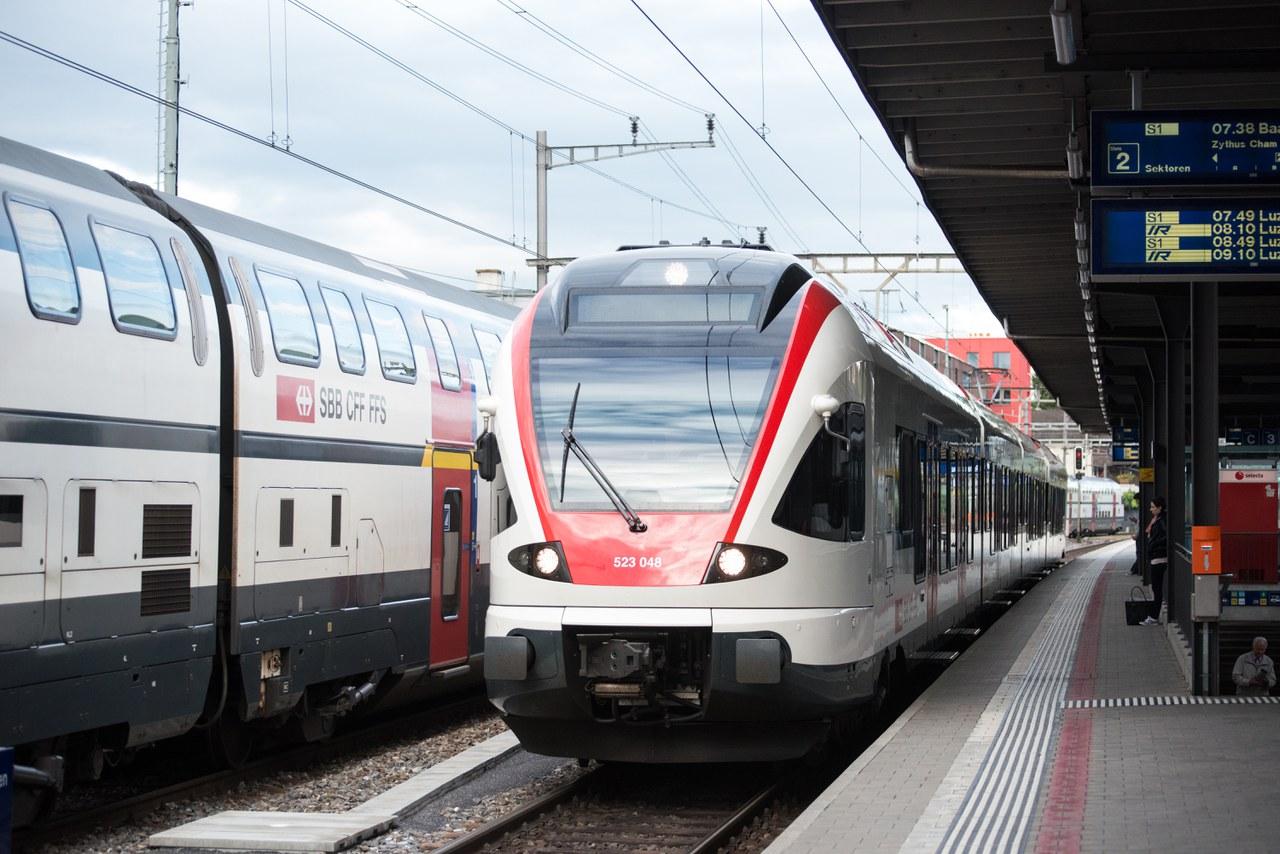 Bahnhof Rotkreuz