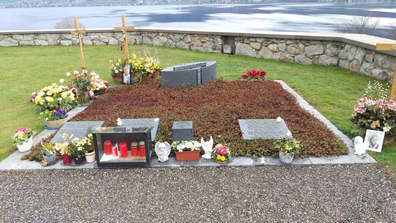 Gemeinschaftsgrab Friedhof Risch