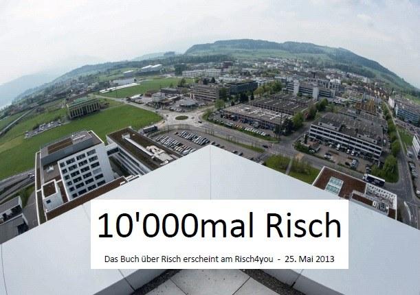 Fotobuch 10'000mal Risch