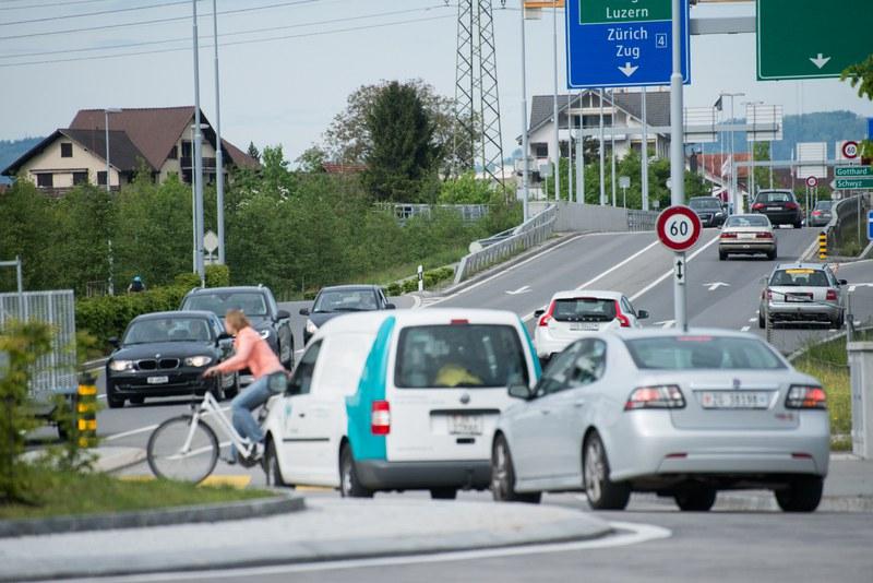 Verkehrssituation