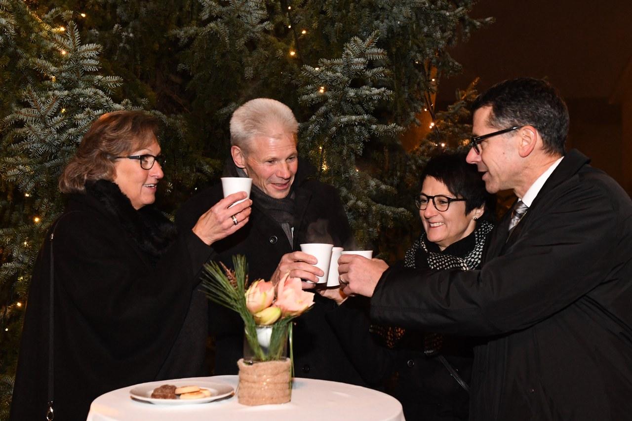Kantonsratspräsidentenfeier