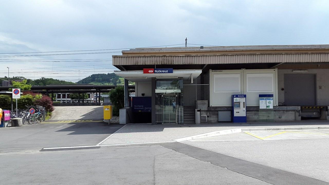 Bahnhof Ausgang Nord