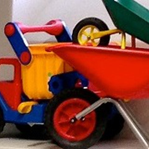 Spielsachen Ludothek
