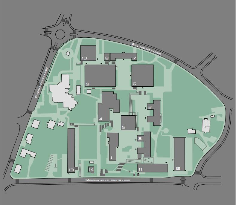 Schulanlage Waldegg