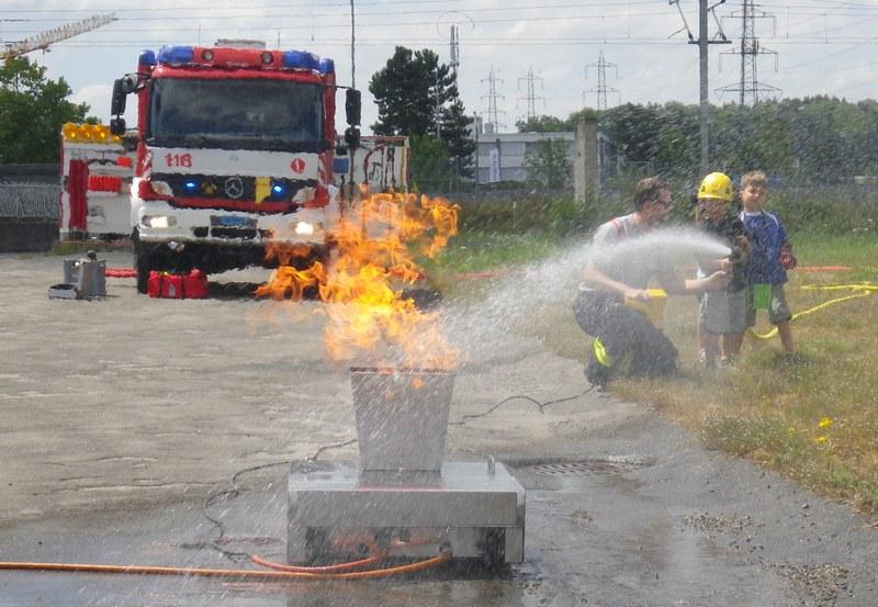 Brand löschen