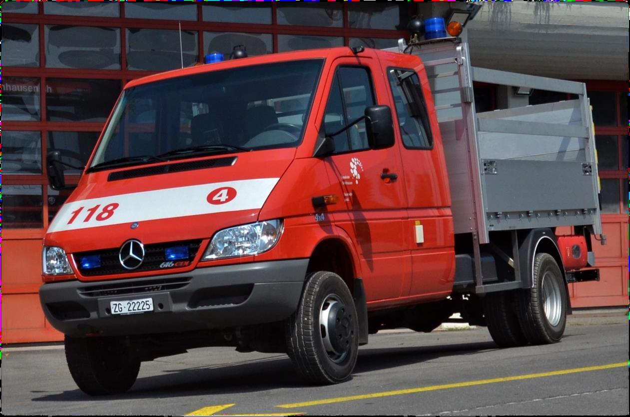Transportfahrzeug Steinbock 4