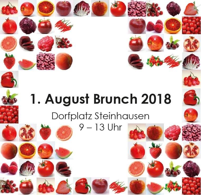 1. August Brunch