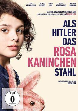 Coverbild zu Film als Hitler das rosa Kaninchen stahl
