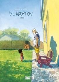 Bild vom Buch die Adoption