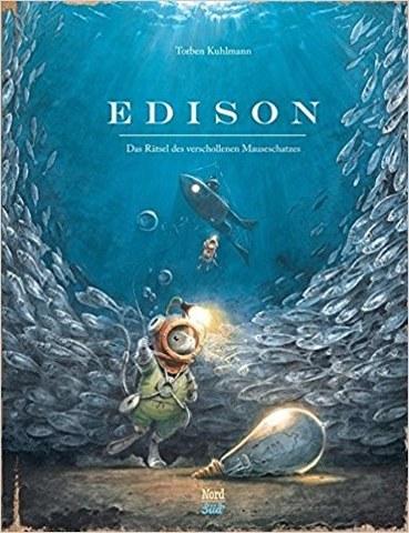 Coverbild zum Buch Edison