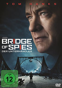 """Coverbild des Filmes """"Bridge Of Spies"""""""
