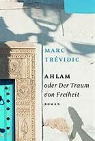 """Coverbild des Buches """"Ahlam oder der Traum nach Freiheit"""""""