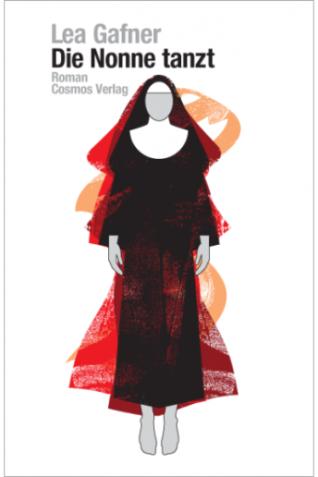 """Coverbild des Buches """"Die Nonne tanzt"""""""