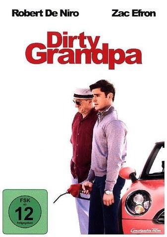"Coverbild von DVD ""Dirty Grandpa"""