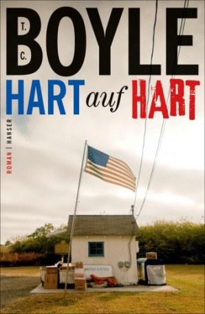 """Coverbild des Buches """"Hart auf Hart"""""""