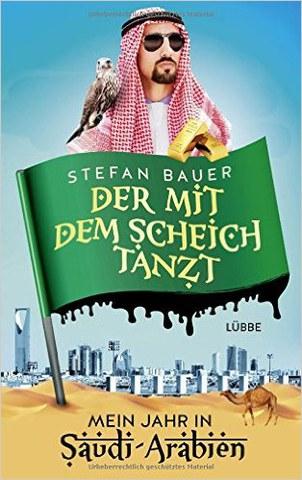 """Coverbild des Buches """"Der mit dem Scheich tanzt"""""""