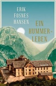 """Coverbild zu Buch """"Ein Hummerleben"""""""