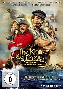 Coverbild zu Film Jim Knopf & Lukas der Lokomotivführer